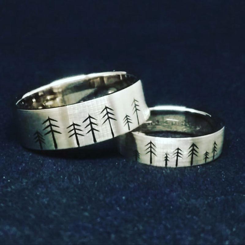 Кольца-Ёлочки