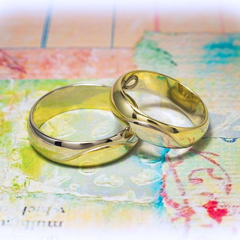 Кольца-из-белого-и-желтого-золота