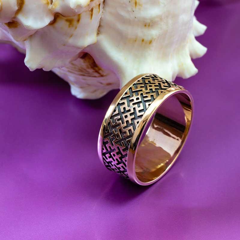 Кольцо-из-золота-с-черным-родием