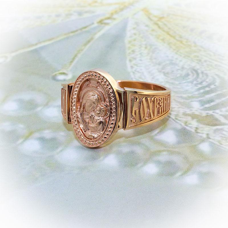 Кольцо-с-иконой