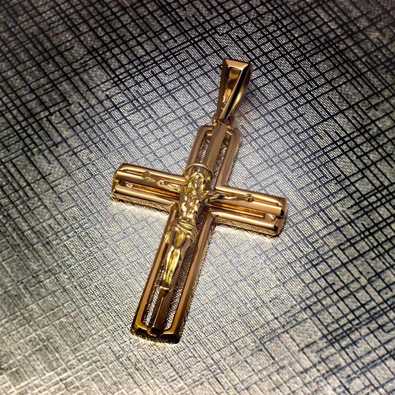 Крест-из-золота