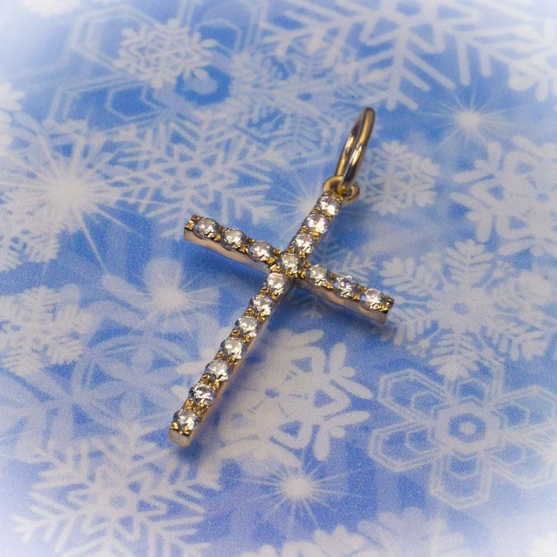 Крест-с-камнями