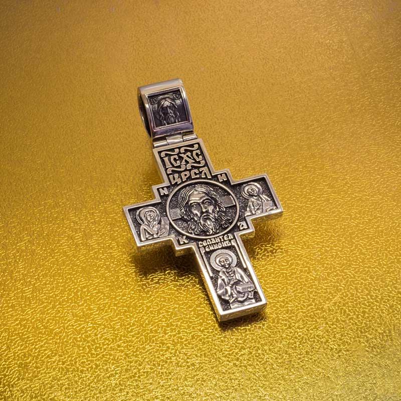 Крест-с-ликами